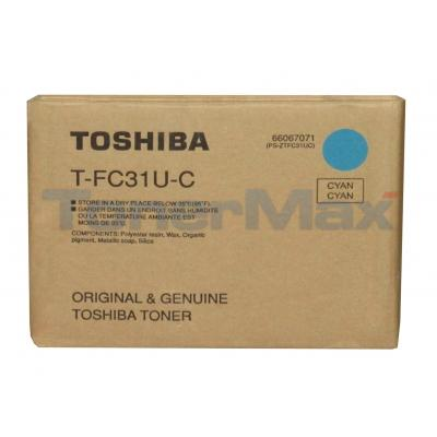 TOSHIBA E-STUDIO 210C TONER CYAN